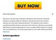 Azithromycin Online Order