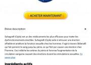 Achat Sildenafil Citrate Pas Cher. Les moins chers des médicaments en ligne. Livraison Rapide Worldwide