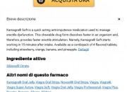 Sconto Kamagra Soft Online