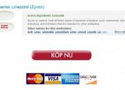 Köp Linezolid på nätet