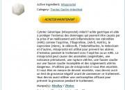 Misoprostol Générique Pas Cher