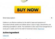 Celecoxib Generic Pills Order