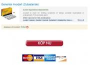 Köpa Avodart på nätet utan recept. Bästa priser för alla kunder