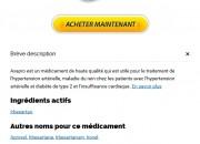 Acheter Medicament Irbesartan * Irbesartan générique
