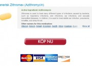 Generisk Zithromax Online – Generiska Zithromax Piller Köper